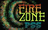 Firezone Atari ST Title screen