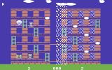 Memory Manor Commodore 64 After the helicopter has taken Wee Willie to the building, it is raining and all windows get dirty.