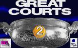 Great Courts 2 Atari ST Title screen