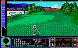 Jack Nicklaus' Greatest 18 Holes of Major Championship Golf Atari ST In the fairway, somewhere...