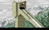 The Games: Winter Edition Atari ST Time for ski jumping