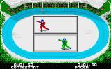 The Games: Winter Edition Atari ST Time for skating