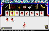 The Games: Winter Edition Atari ST Setting up a figure skating program