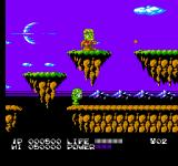 Bucky O'Hare NES Adventures on the Green Planet