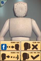 Stair Dismount iPhone Customizing your character's appearance