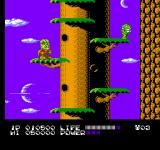 Bucky O'Hare NES Bucky and the Beanstalk