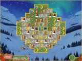 Christmas Puzzle Windows Level 5. Some items are clearing on their own.