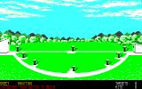 Summer Games PC-88 Shooting range