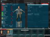 UFO: Aftermath Windows A soldier's Stats and Inventory screen