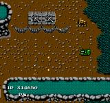 Jackal NES This mountainous level is well fortified