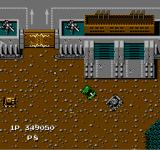 Jackal NES One of the enemy's more impressive strongholds