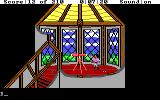 King's Quest III: To Heir is Human DOS There's a telescope here! (EGA/Tandy)