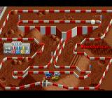 Ivan 'Ironman' Stewart's Super Off Road SNES Another course