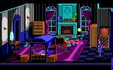 The Colonel's Bequest DOS The Colonel's bedroom (EGA / TANDY)