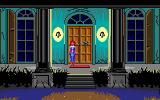 The Colonel's Bequest DOS Front porch (EGA / TANDY)