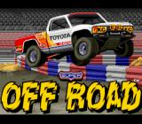 Ivan 'Ironman' Stewart's Super Off Road SNES Title Screen