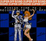 Ivan 'Ironman' Stewart's Super Off Road Game Gear 1st Place!
