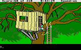 King's Quest III: To Heir is Human Atari ST Tree house.