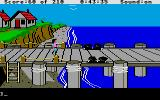 King's Quest III: To Heir is Human Atari ST Dock.