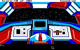Space Quest: Chapter I - The Sarien Encounter Apple IIgs Escape pod.
