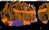 Space Quest: Chapter I - The Sarien Encounter Apple IIgs More of the underground cave.
