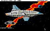 Space Quest: Chapter I - The Sarien Encounter Apple IIgs The Deltaur.
