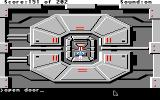 Space Quest: Chapter I - The Sarien Encounter Apple IIgs Deltaur airlock.
