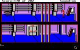 Space Quest: Chapter I - The Sarien Encounter Apple IIgs Halls of the Deltaur.