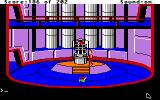 Space Quest: Chapter I - The Sarien Encounter Apple IIgs The stolen Star Generator.