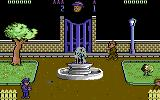 Mike Gunner Commodore 64 In-game action