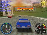 Muscle Car 3: Illegal Street Windows Reaching a checkpoint