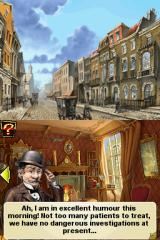Sherlock Holmes DS and the Mystery of Osborne House Nintendo DS Dr. Watson...