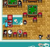 SNK vs. Capcom: Card Fighters' Clash - SNK Cardfighter's Version Neo Geo Pocket Color Exploring the starting location