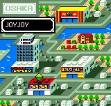 SNK vs. Capcom: Card Fighters' Clash - SNK Cardfighter's Version Neo Geo Pocket Color Map with places to visit