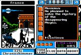 Where in Time is Carmen Sandiego? Apple II France.