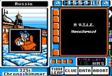 Where in Time is Carmen Sandiego? Apple II A V.I.L.E. henchmen - and he has a gun!