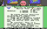 Steel Thunder Commodore 64 Briefing