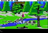 King's Quest IV: The Perils of Rosella Apple II Scenery.