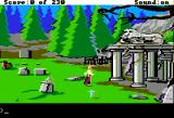 King's Quest IV: The Perils of Rosella Apple II Tomb.
