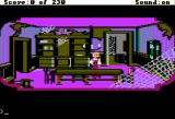 King's Quest IV: The Perils of Rosella Apple II Dining room.