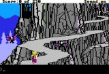King's Quest IV: The Perils of Rosella Apple II Watch out! Flying bat things!