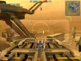 Battlefield 2142 Windows Battle Walker L-5 Riesig top turret
