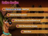 Scooby-Doo!: Show Down in Ghost Town Windows The 'Scooby-Doo On-Line' option offers a number of web links
