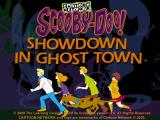 Scooby-Doo!: Show Down in Ghost Town Windows This is a shot from the game's animated opening sequence.