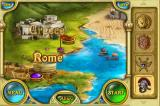 Call of Atlantis iPhone So this is Rome, in landscape mode.