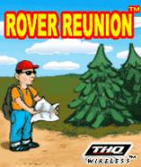Rover Reunion J2ME Title screen