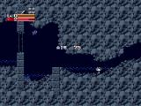 Cave Story Linux You can only stay underwater for a short time without drowning.