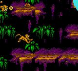 The Lion King Game Gear Dark Jungle