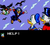 The Lucky Dime Caper starring Donald Duck Game Gear Intro