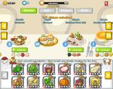 Restaurant City Browser Level up recipes with the ingredients in your inventory